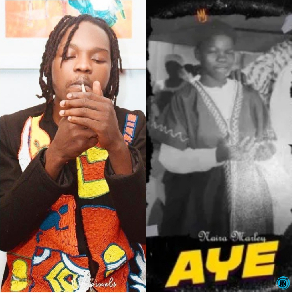 BREAKING!!! Naira Marley Sends an Open Letter to Marlians and Non Marlians - Aye
